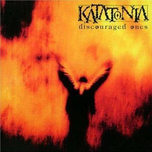 KATATONIA - Discouraged Ones cover