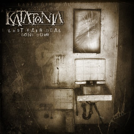 KATATONIA - Last Fair Deal Gone Down cover