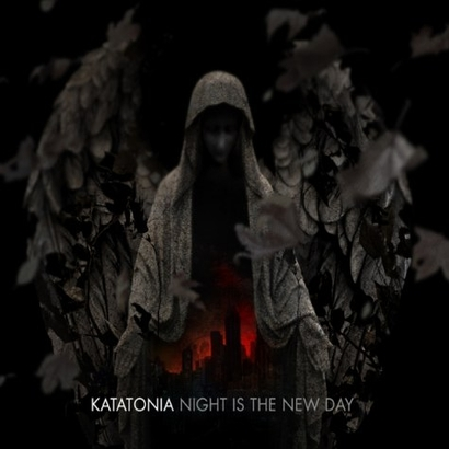 KATATONIA - Night Is the New Day cover