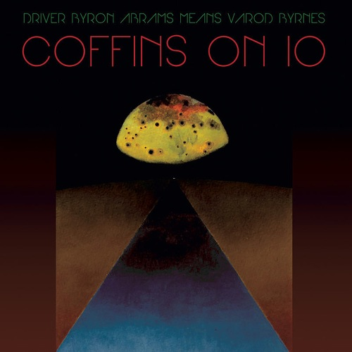 KAYO DOT - Coffins On Io cover
