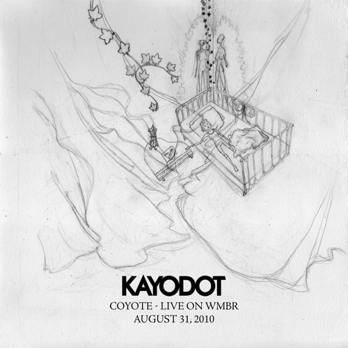 KAYO DOT - Coyote - Live on WMBR, August 31, 2010 cover