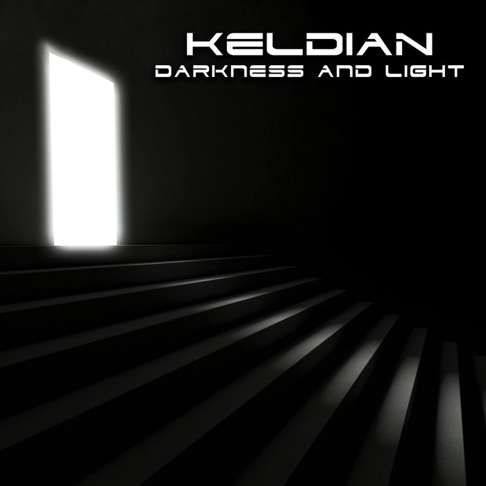 KELDIAN - Darkness and Light cover
