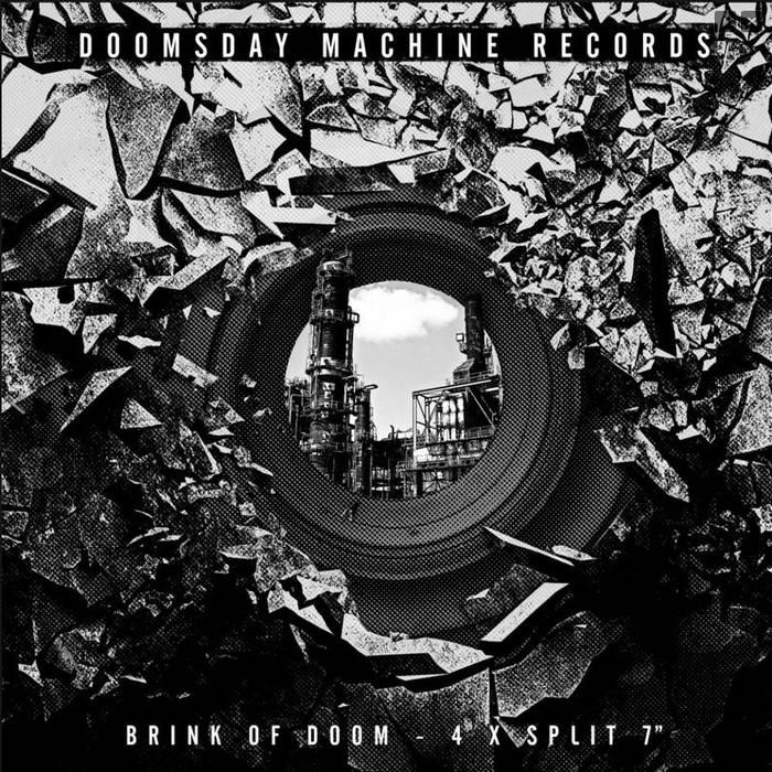 KHAN - Brink Of Doom - 4 X Split 7