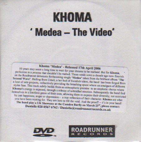 KHOMA - Medea - The Video cover