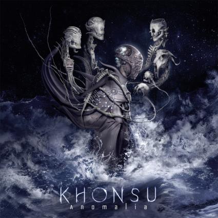 KHONSU - Anomalia cover