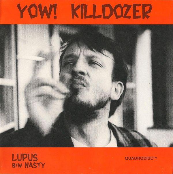 KILLDOZER (WI) - Yow! cover