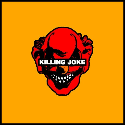 KILLING JOKE - Killing Joke cover