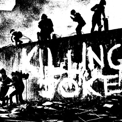KILLING JOKE - Killing Joke (Debut) cover