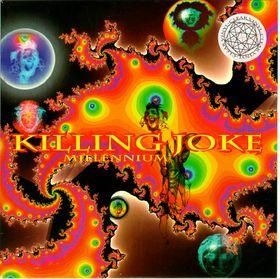 KILLING JOKE - Millennium cover