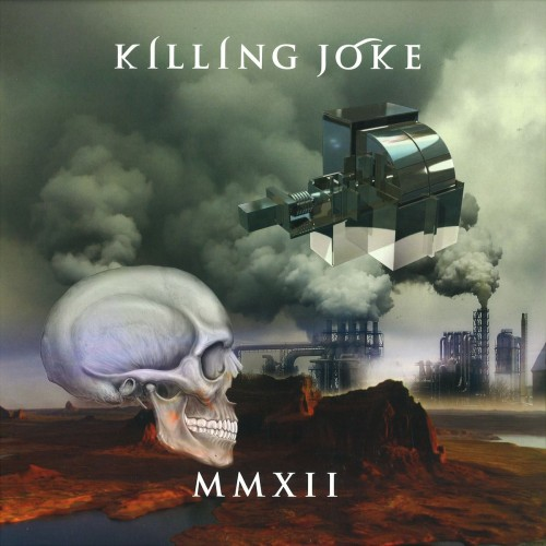 KILLING JOKE - MMXII cover