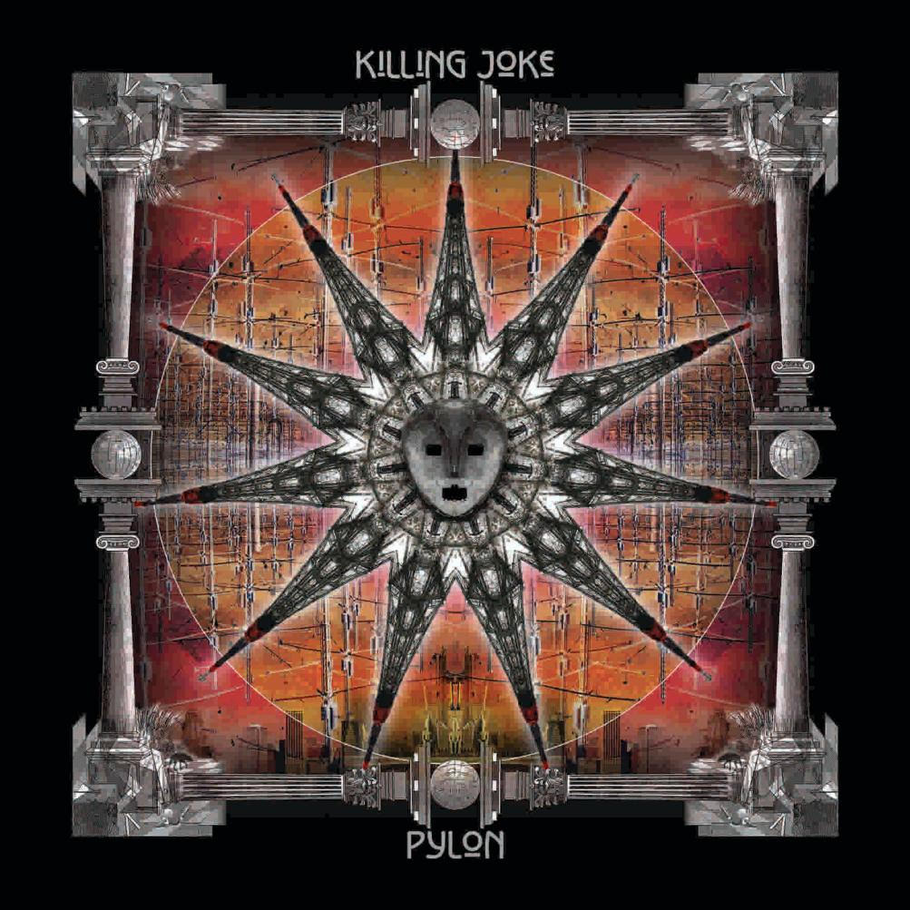 KILLING JOKE - Pylon cover