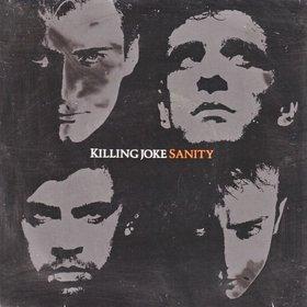 KILLING JOKE - Sanity cover