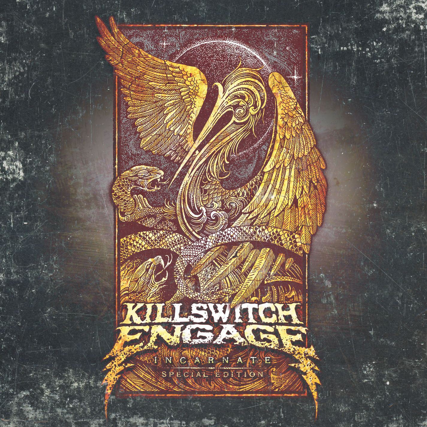 KILLSWITCH ENGAGE - Incarnate cover