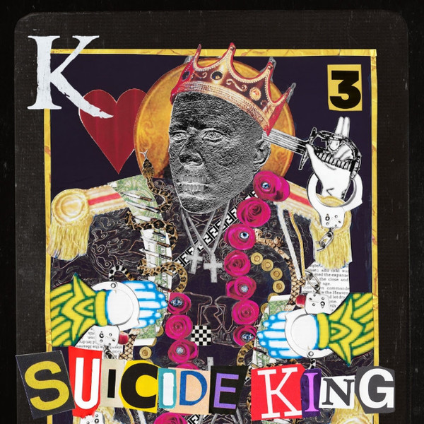KING 810 - Suicide King cover