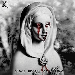 KING 810 - That Place Where Pain Lives... cover