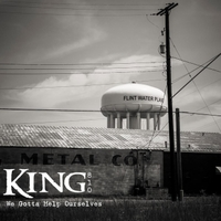 KING 810 - We Gotta Help Ourselves cover