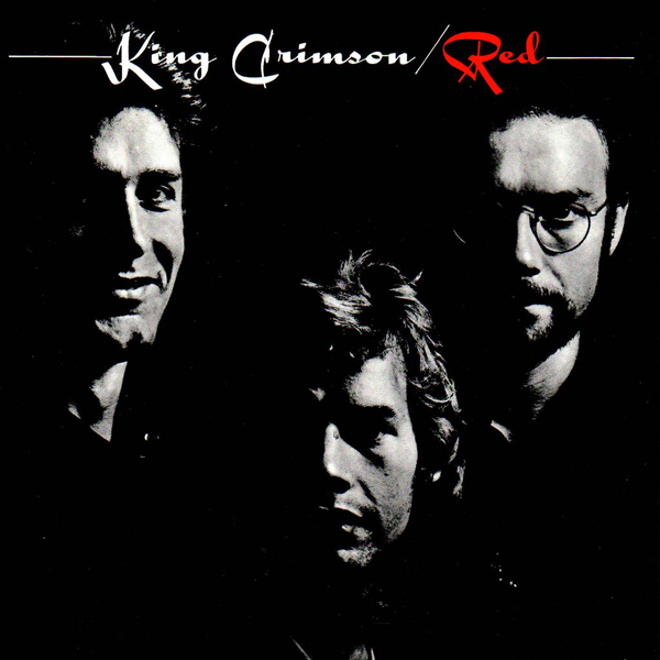 KING CRIMSON - Red cover