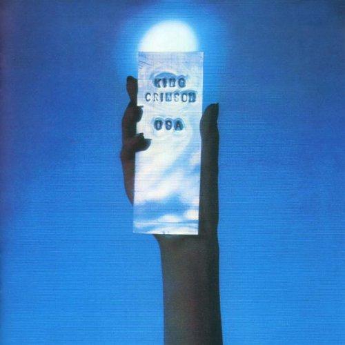 King Crimson Album Covers King Crimson Usa Cover