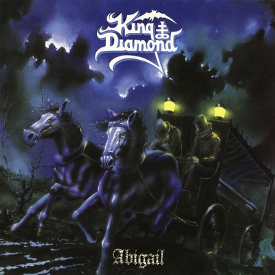 KING DIAMOND - Abigail cover