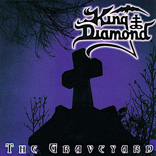 KING DIAMOND - The Graveyard cover