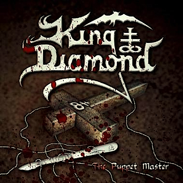 KING DIAMOND - The Puppet Master cover