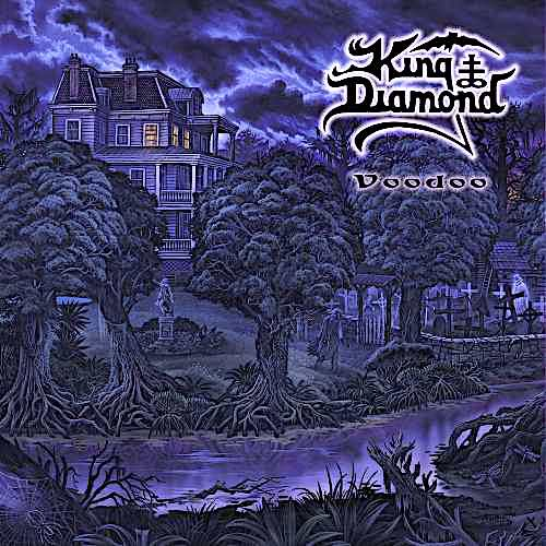 KING DIAMOND - Voodoo cover
