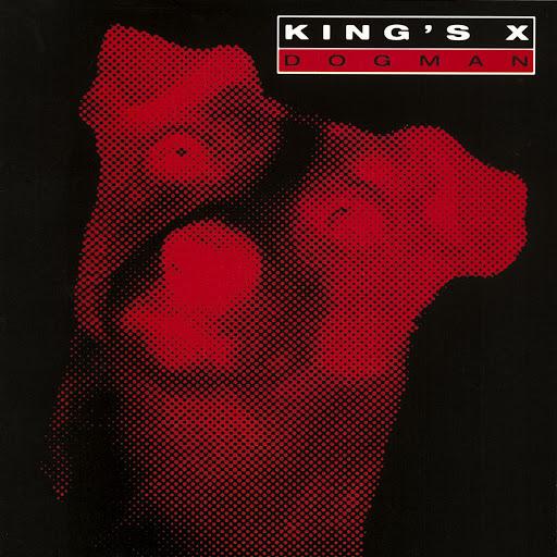 KING'S X - Dogman cover