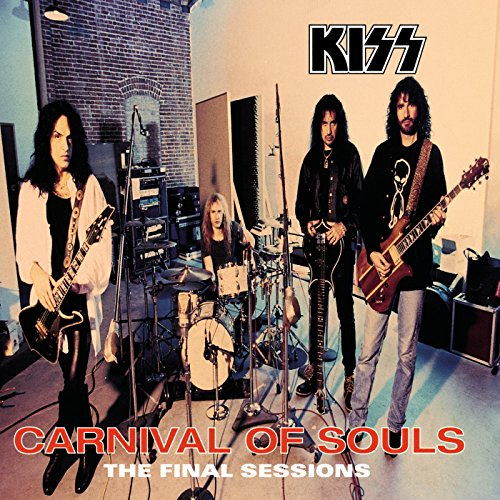 KISS - Carnival Of Souls: The Final Sessions cover