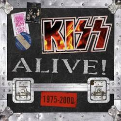 KISS - Kiss Alive! 1975–2000 cover