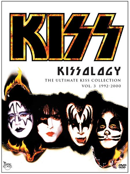 KISS - Kissology Vol. 3: 1992-2000 cover