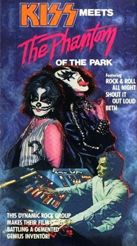 KISS - Kiss Meets The Phantom Of The Park cover