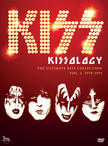 KISS - KISSology: The Ultimate Kiss Collection Vol. 2: 1978-1991 cover