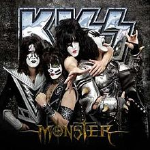 KISS - Monster cover