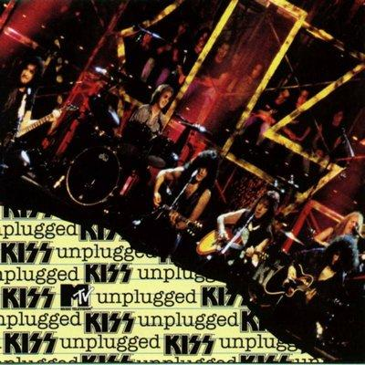 KISS - MTV Unplugged cover