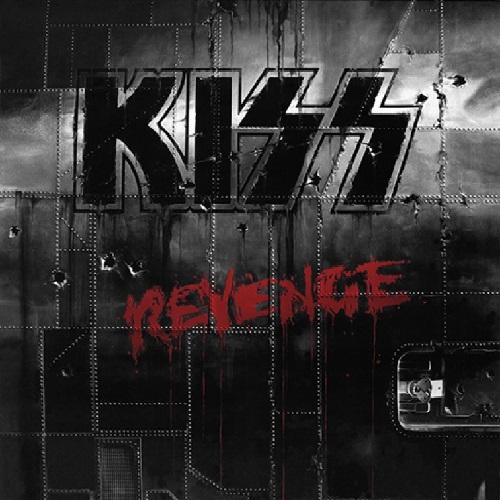 KISS - Revenge cover