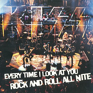 KISS - Rock And Roll All Nite (Unplugged) cover