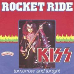 KISS - Rocket Ride cover