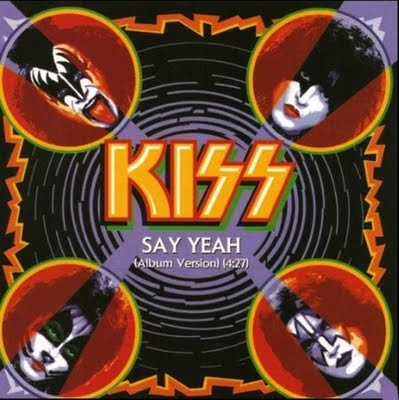 KISS - Say Yeah cover