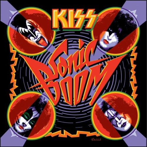 KISS - Sonic Boom cover
