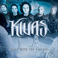 KIUAS - Race With the Falcons cover