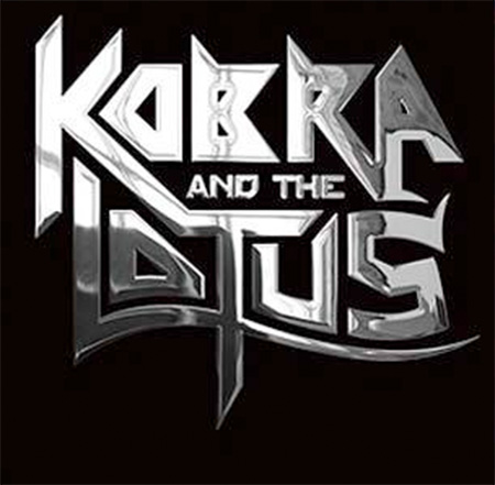 KOBRA AND THE LOTUS - Out of the Pit cover