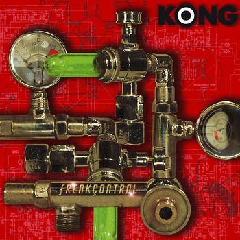 KONG - Freakcontrol cover