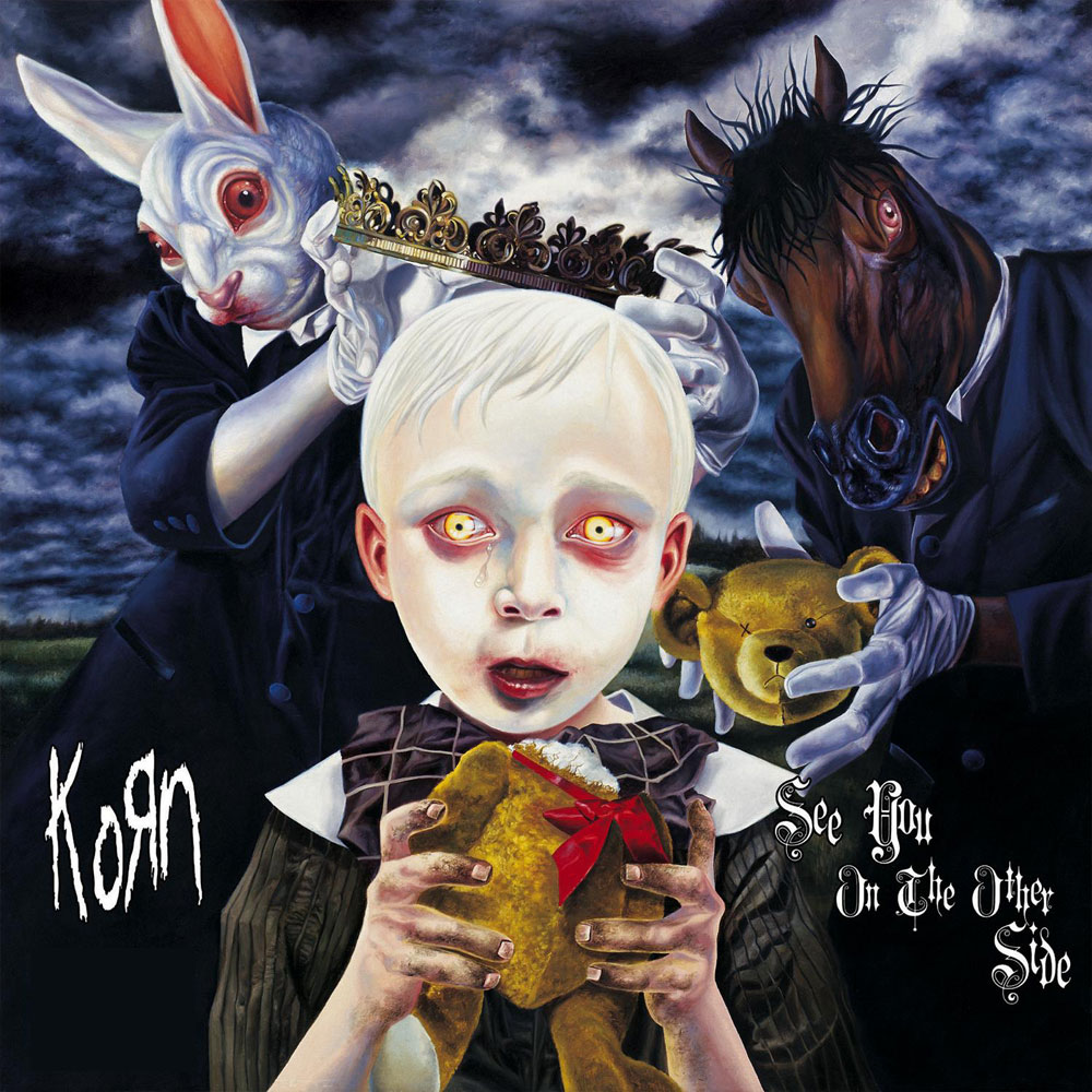 KORN - See You on the Other Side cover