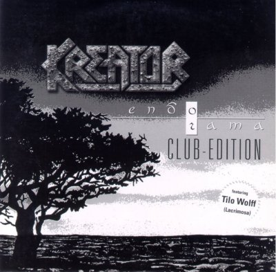 KREATOR - Endorama cover