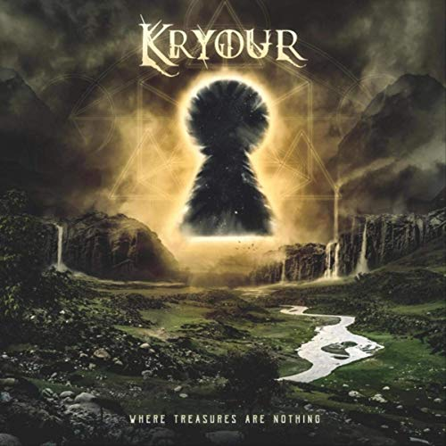 KRYOUR - Where Treasures Are Nothing cover