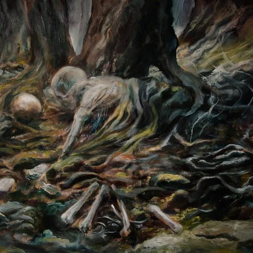 KRYPTS - Cadaver Circulation cover