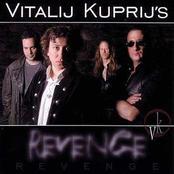 VITALIJ KUPRIJ - Revenge cover