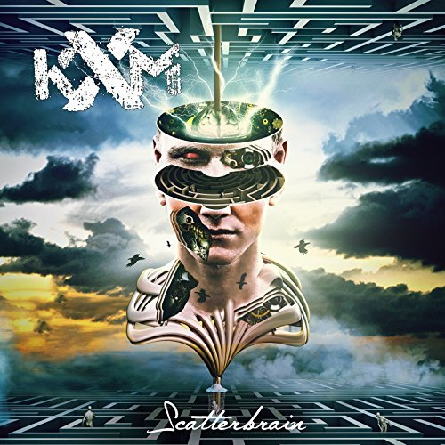 KXM - Scatterbrain cover