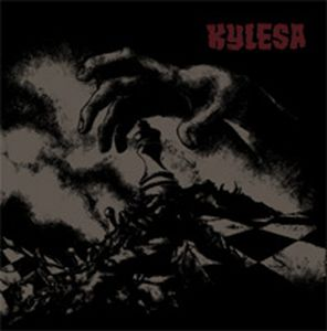 KYLESA - Delusion on Fire/ Clutches cover