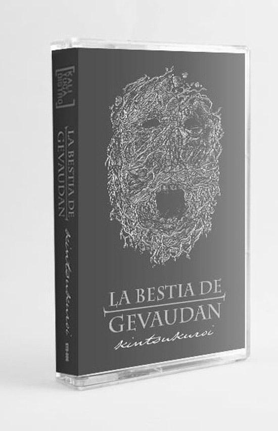 LA BESTIA DE GEVAUDAN - Kintsukuroi cover